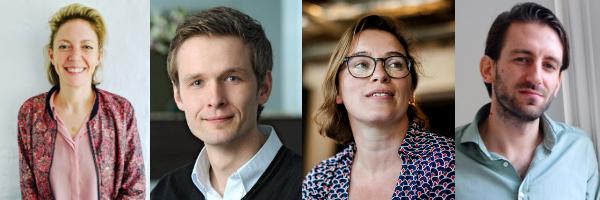 Social Venturers interviews: Naomi Ryland (tbd*), Daniel Nowack (Yunus Social Business), Kaat Peeters (Konekt) & Stefan Panhuijsen (Social Enterprise NL).