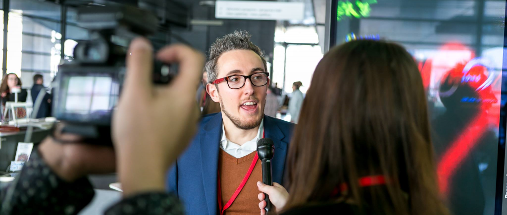Peter Ptashko for Social Venturers