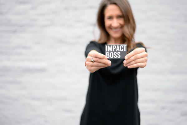 Hannah Gay Impact Boss
